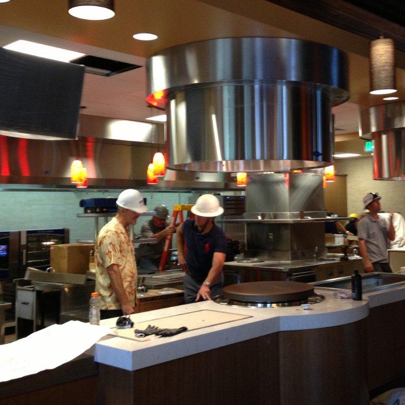 Food & Bar Service Design